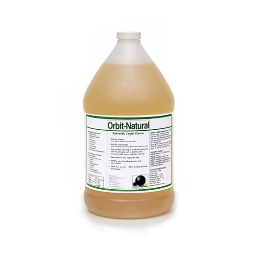 Orbit Natural Cleaner